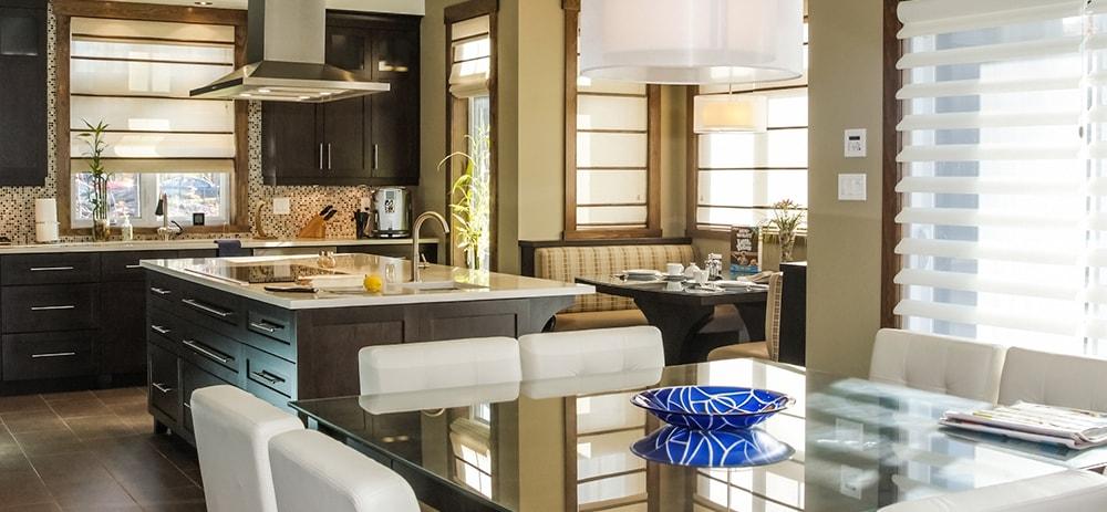Architecture qu bec design int rieur qu bec version iii design - Decoration interieur dune cuisine ...