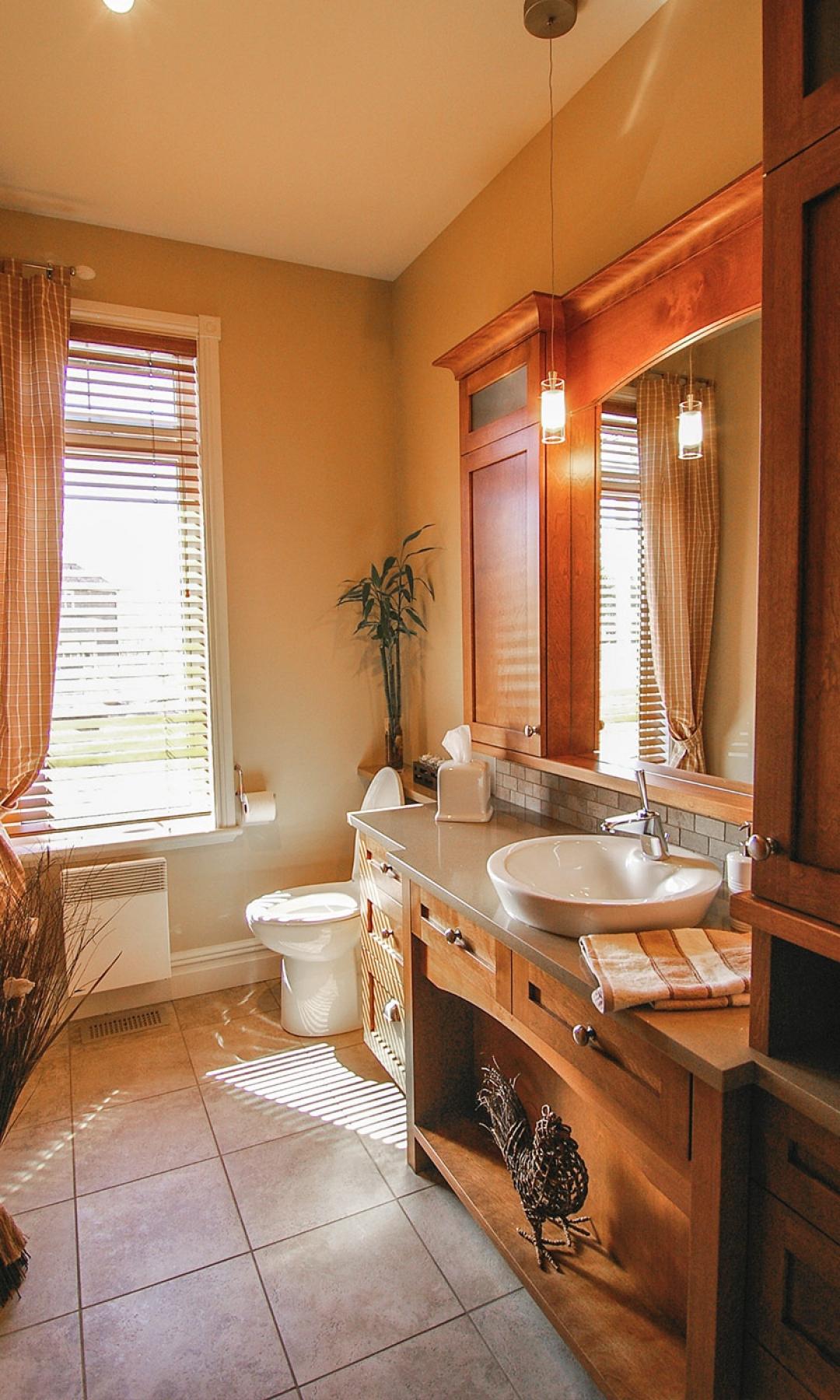 Projets d 39 architecture et design int rieur qu bec for Salle de bain design lyon